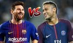 Khả năng 'kiếm tiền' của Messi gấp đôi Neymar
