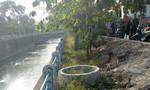 Nam thanh niên chết trong tư thế treo cổ trên cây