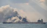 Tàu chở dầu của Iran có thể bốc cháy suốt 1 tháng