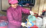 Lò dấm bẩn làm từ nước lã và axit bán dịp Tết