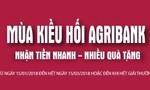 Khuyến mại Tết nguyên đán 2018 'Mùa kiều hối Agribank, Nhận tiền nhanh - Nhiều quà tặng'