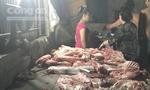 Bình Dương: Phát hiện cơ sở giết mổ heo trái phép