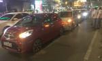 6 ô tô tông liên hoàn trên đường phố Sài Gòn