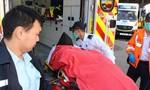 Người đàn ông Hàn Quốc bị nghi ngờ cắt cổ vợ con rồi tự tử
