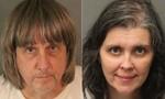 Mỹ bắt cặp vợ chồng hành hạ, giam 13 người con trong nhà