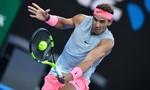 Nadal 'đổ mồ hôi' tiến vào vòng 3 giải Úc Mở rộng 2018