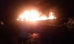Hàng loạt tàu cá ngư dân bốc cháy, thiệt hại nhiều tỷ đồng