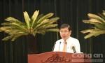 Chủ tịch TP.HCM: 'Để thu 1.200 tỷ/ngày, phải bắt nguồn từ sản xuất kinh doanh'