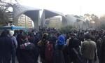 Đầu năm, Mỹ 'đổ dầu vào lửa' trong biểu tình ở Iran