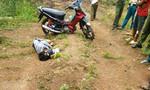 Thanh niên tử vong trong tư thế úp mặt vào nón bảo hiểm
