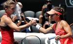 Giải Úc Mở rộng: Halep 'kiệt sức' vào vòng bốn, tay vợt trẻ 15 tuổi dừng bước