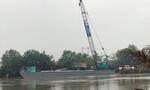 Trục vớt xe tải làm sập cầu Long Kiển