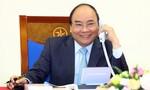 Thủ tướng Nguyễn Xuân Phúc điện thoại chúc mừng U23 Việt Nam