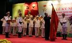 Lực lượng Hậu cần-Kỹ thuật CAND đón nhận danh hiệu Anh hùng LLVTND