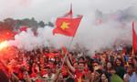 Hàng triệu con tim vỡ òa khi Quang Hải ghi bàn, gỡ hòa cho U23 Việt Nam
