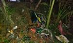 Ba xe máy tông liên hoàn, 4 người nhập viện
