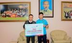 VietinBank trao tặng U23 Việt Nam 1 tỷ đồng