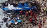 Xe buýt lao xuống vực ở Peru, ít nhất 36 người thiệt mạng