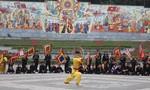 Hơn 600 võ sư, võ sinh tham gia hội diễn võ thuật cổ truyền