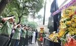 Báo Công an TP.HCM dâng hương tưởng niệm các chiến sĩ Biệt động Sài Gòn