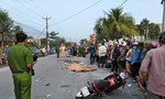 Gây tai nạn chết người, tài xế xe khách chạy khỏi hiện trường