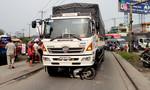 Thai phụ 6 tháng tử nạn thương tâm dưới gầm xe tải