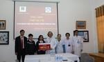Trao tặng thiết bị y tế cho Bệnh viện Đa khoa TP Hà Tĩnh