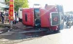 Hai vụ tai nạn nghiêm trọng, giao thông trên QL1A đoạn qua Đồng Nai ùn ứ