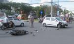 Vượt đèn đỏ tông ô tô, nam thanh niên thiệt mạng
