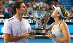Federer lèo lái 'con thuyền' Thụy Sỹ tới vinh quang ở Hopman Cup