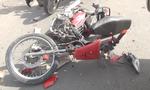 Nam thanh niên bị ô tô tông văng hơn 5 mét, nằm bất động ở Sài Gòn