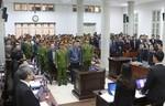 Xét xử bị cáo Đinh La Thăng: Luật sư đề nghị cách ly các nhân chứng