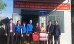 Đoàn thanh niên Agribank Đông Gia Lai trao tặng nhà tình nghĩa