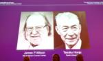 Nobel Y học thuộc về 2 nhà bác học tìm ra liệu pháp trị ung thư đột phá