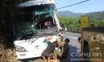 Xe tải vượt ẩu gây tai nạn liên hoàn trên đèo Bảo Lộc