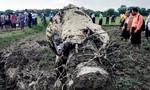 Thêm hai chiến đấu cơ Trung Quốc chế tạo rơi ở Myanmar