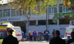 Đánh bom, xả súng trường học ở Crimea, ít nhất 18 người chết