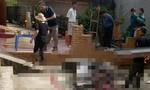 Nghịch tử sát hại mẹ, khống chế con trai trên nhà cao tầng