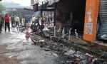 Cháy cửa hàng hoa tươi lúc rạng sáng, 2 người tử vong