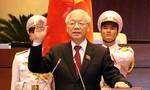 Chủ tịch nước Nguyễn Phú Trọng tuyên thệ trước Quốc hội