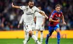 Real Madrid thắng sát nút FC Viktoria Plze trên sân nhà