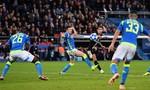 Hòa Napoli, PSG gặp khó ở lượt về