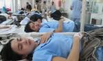 Cả trăm công nhân tại KCN Long Khánh nhập viện sau bữa ăn trưa