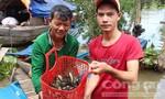 Những xóm du cư mùa nước nổi