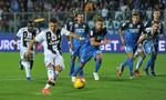 Ronaldo lập cú đúp, Juventus tiếp tục mạch bất bại