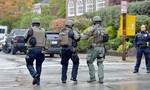 Xả súng tại giáo đường Do Thái ở Mỹ, 11 người chết