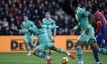 Hòa Crystal Palace, Arsenal vuột cơ hội vươn lên top 3