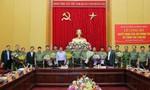 Đảng ủy Công an Trung ương công bố Quyết định của Bộ Chính trị về cán bộ