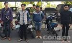 Cả trăm cảnh sát vây bắt  hơn 80 đối tượng đua xe ở Cần Thơ