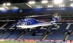 Video trực thăng chở chủ tịch CLB Leicester City quay vòng vòng trước khi rơi